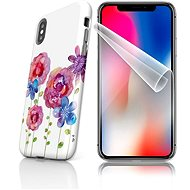 Skinzone Tough for iPhone X SLVS0025, Meadow - Protective case by Alza