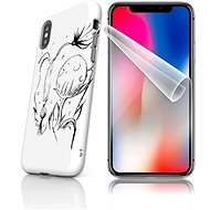 Skinzone Tough for iPhone X SLVS0029, How Life Grows - Protective case by Alza