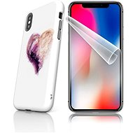 Skinzone Tough for iPhone X SLVS0030, One Love - Protective case by Alza