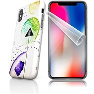 Skinzone Tough Style for the iPhone X SLVS0033 Direction - Protective case by Alza