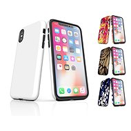Skinzone Personalised Tough Cover for APPLE iPhone XS - Protective case in MyStyle