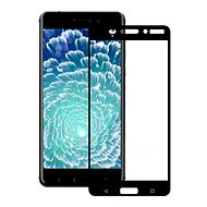ScreenShield NOKIA 3 (2017) Tempered Glass protection (black) - Tempered glass screen protector