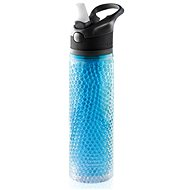 ASOBU The Deep Freeze Hydration Bottle Blue 600ml - Bottle
