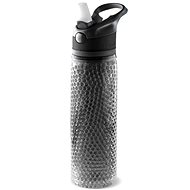 ASOBU Deep Freeze Beverage Cooling Bottle 600ml Grey - Bottle