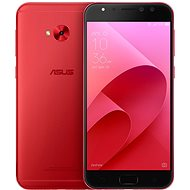 Asus Zenfone 4 Selfie Pro ZD552KL Metal/Red - Mobile Phone