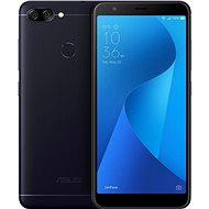 ASUS Zenfone MAX Plus ZB570TL black - Mobile Phone