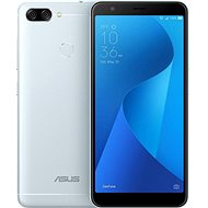 ASUS Zenfone MAX Plus ZB570TL silver - Mobile Phone