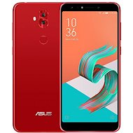 ASUS Zenfone 5 Lite ZC600KL Rouge Red - Mobile Phone