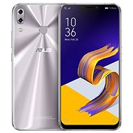 ASUS Zenfone 5z ZS620KL Silver - Mobile Phone