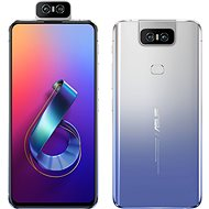 Asus Zenfone 6 ZS630KL 256GB Silver - Mobile Phone
