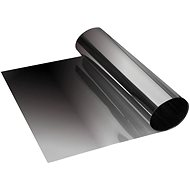FOLIATEC - metallized, transition shading strip on the front window - black - Lens Hood