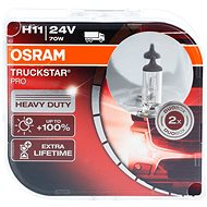 OSRAM H11 TRUCK STAR For 24V 2pcs - Car Bulb