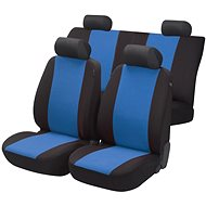 Walser seat covers on the whole vehicle Flash Blue - Car Seat Covers