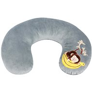 Walser cushion travel / neck collar Mini Monkey gray (from 3 years) - Pillow
