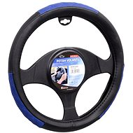 COMPASS BLIND Steering wheel cover blue - Car Seat Covers