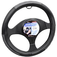 COMPASS BLIND Steering wheel cover gray - Car Seat Covers