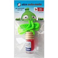 Alza - car fragrance, glass - cherry - Air Freshener