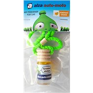 Alza- car fragrance, glass - Orange - Air Freshener