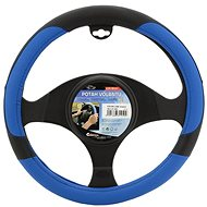 COMPASS COLOUR LINE steering wheel cover blue - Cover