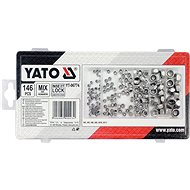 YATO Lock Nuts 146pcs - Set