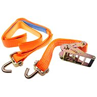 Straps with a ratchet LC2500 DAN 5t/3m TOWING. 50mm - Straps