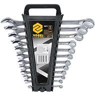 VOREL 12-Piece 6-22mm Set of Wrenches - Set