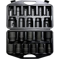 "GEKO Socket set 1 "", 11pcs, 17-41mm - Accessories"