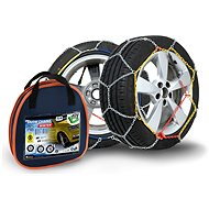 COMPASS Snow chains X50 3.0mm 9mm NYLON BAG - Snow Chains