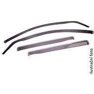 HEKO for Kia Sorento, 5 doors (from 09) - Wind deflectors