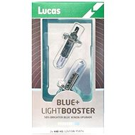 LUCAS LightBooster H1 12V 55W Blue 2pcs - Car Bulb