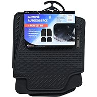 Compass PERFECT FIT 4-Piece Set RAPID With Fixation - Car Mats