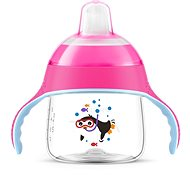 Philips AVENT Spout Cup 200ml - Pink - Baby cup