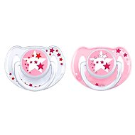 Philips AVENT Night Time Pacifier 6-18m, Pink - Pacifier