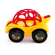 Oball Rattle & Roll™ Red - Toy Vehicle