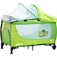 Caretero Grande 2016 - green - Travel Bed