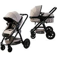 Gmini Grand Combined - Brown/Black - Baby Buggy