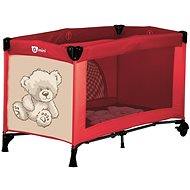 Gmini Nyja, Winnie the Pooh, Red - Travel Bed