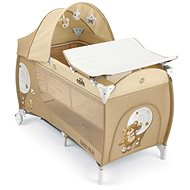 CAM Daily Plus Col. 219 beige - Travel Bed