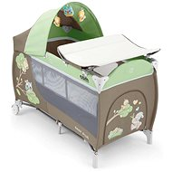 CAM Daily Plus Col. 225 green - Travel Bed