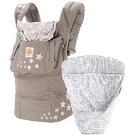 Ergobaby Bundle Set - Original Galaxy Grey - Baby Carrier