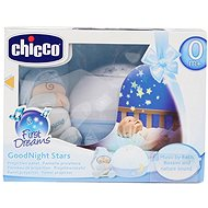 Chicco Projector GoodNight Stars - Blue - Cot Toy