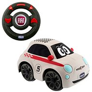 Chicco FIAT 500 remote control car - Toy Vehicle