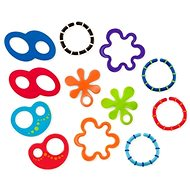 Oball Baby Teether 12pcs - Baby Teether