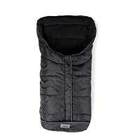 Altabébé winter thermosack Easy Lux Black and Black - Footmuff
