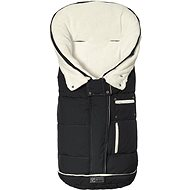 Altabébé winter thermosack expandable TOP Guard black and white - Footmuff