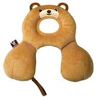 Benbat Travel Friend Headrest - Bear - Neck warmer