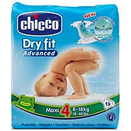 Chicco Diapers Maxi 19 pcs - Baby Nappies