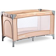 CARETERO Basic 2016 beige - Travel Bed