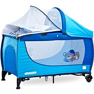CARETERO Grande 2016 - Blue - Travel Bed