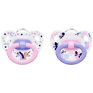 NUK Classic HAPPY DAYS Pacifier- for girls - Dummy